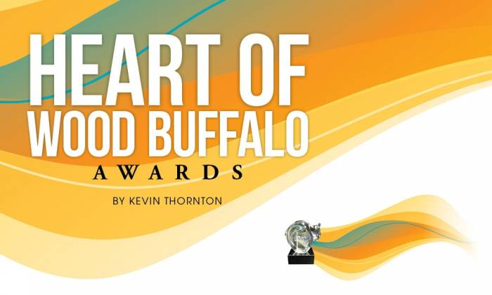 Heart of Wood Buffalo Awards