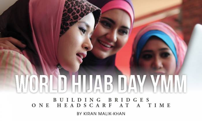 World Hijab Day in YMM: Building Bridges One Headscarf at a Time