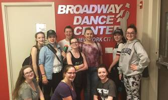 Trip of a Lifetime: PEAK Dance in New York