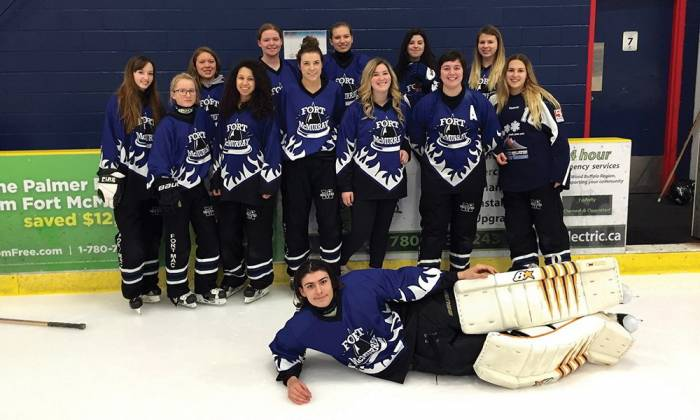 Ringette: For The Love of The Game
