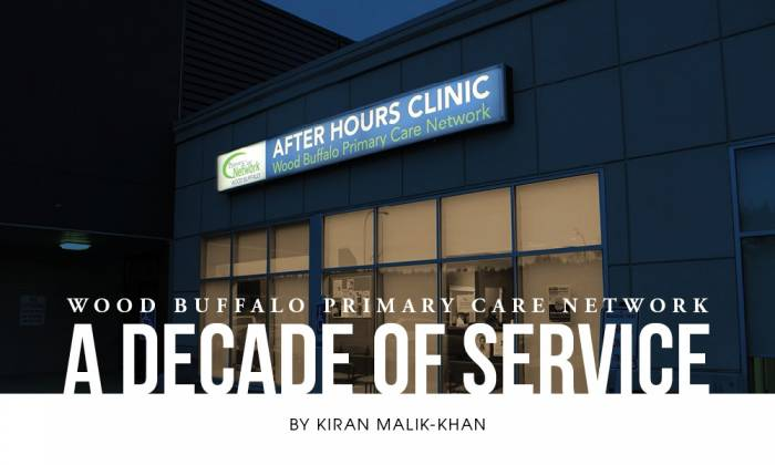 Wood Buffalo Primary Care Network