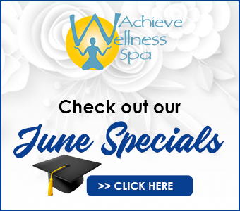 Achieve Wellness Spa June 2019