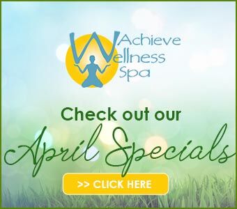 Achieve Wellness Spa April 2019