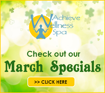 Achieve Wellness Spa March 2019