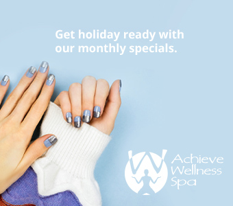 Achieve Wellness Spa 2020 November