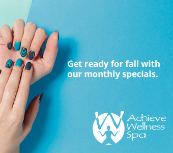 Achieve Wellness Spa 2020 September