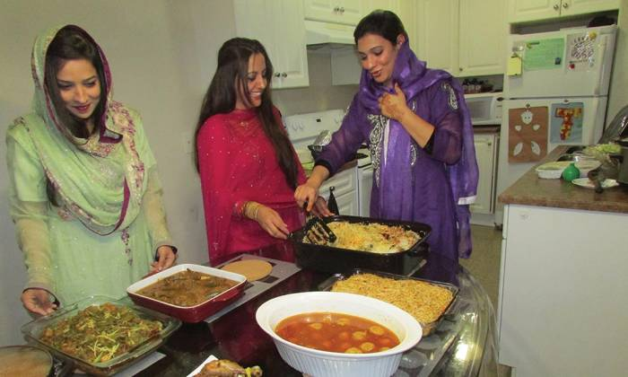 Eid-ul-Adha - Celebrating with food, family & friends!