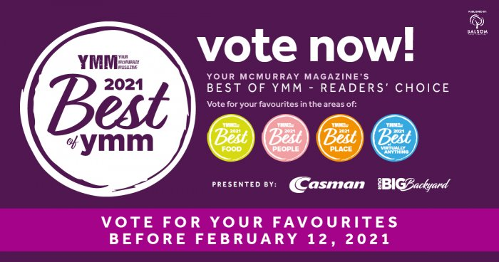 Best of YMM - Reader's Choice