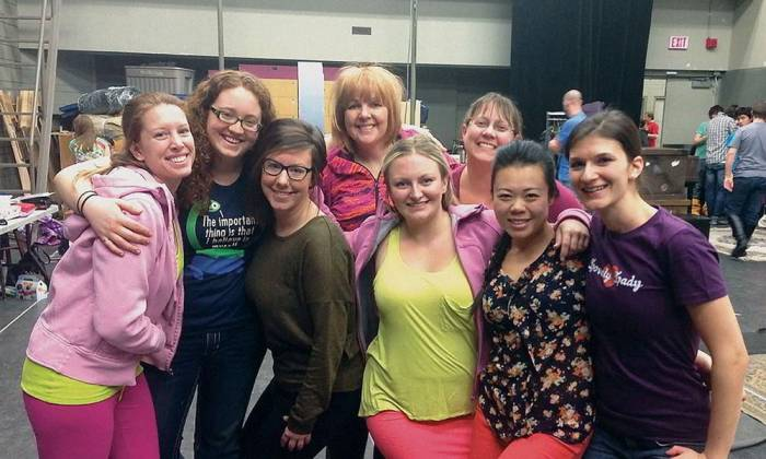 Community Theatre: Building Community, Strengthening Families
