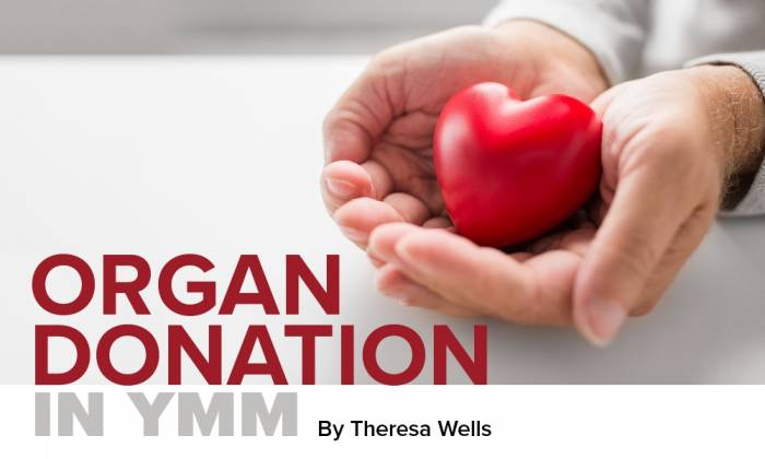 Organ Donation in YMM