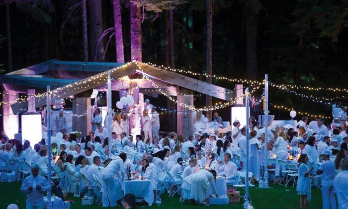 Coming August 22… Diner en Blanc in Fort McMurray