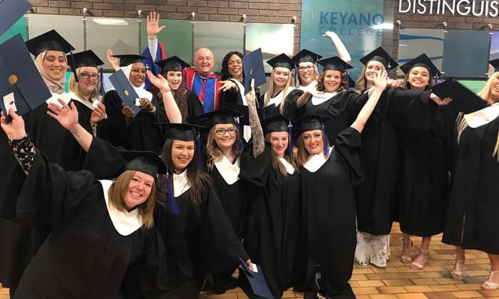 Keyano College graduates celebrate convocation