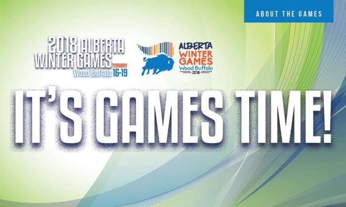2018 Alberta Winter Games Wood Buffalo: February 16-19