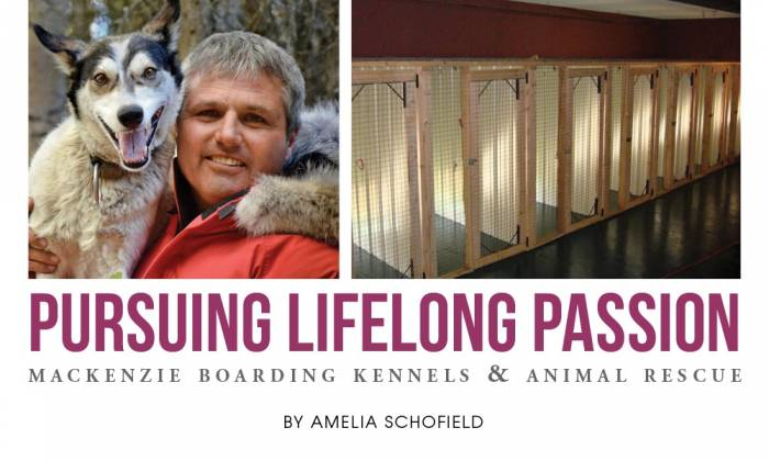 Pursuing Lifelong Passion - MacKenzie Boarding Kennels and Animal Rescue