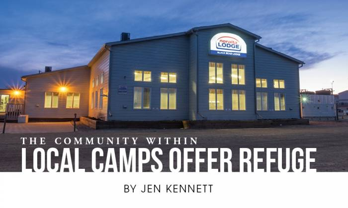 The Community Within: Local Camps Offer Refuge