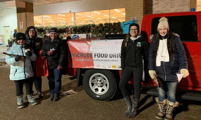 Wood Buffalo Food Bank Gears Up for 27th Annual Syncrude Drive