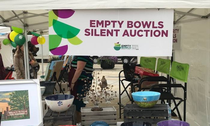 Empty Bowls Festival Raises Funds and Awareness