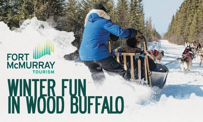 Winter Fun in Wood Buffalo