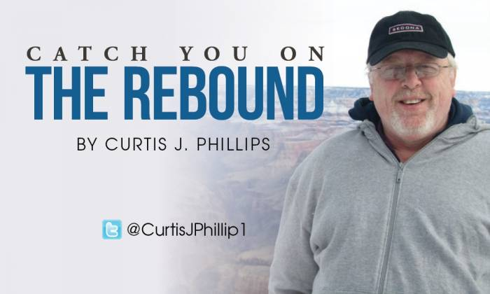 Catch You On The Rebound - Fort McMurray's Greatest Athlete That You've Never Heard Of