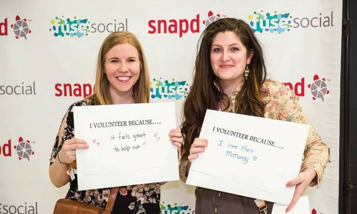 Timeraiser and National Volunteer Week