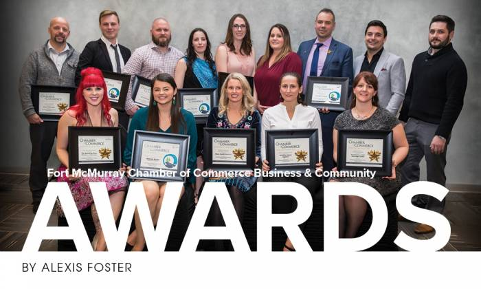 Fort McMurray Chamber of Commerce Business & Community Awards