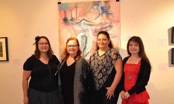 Northern Crones art exhibit highlights female local artists