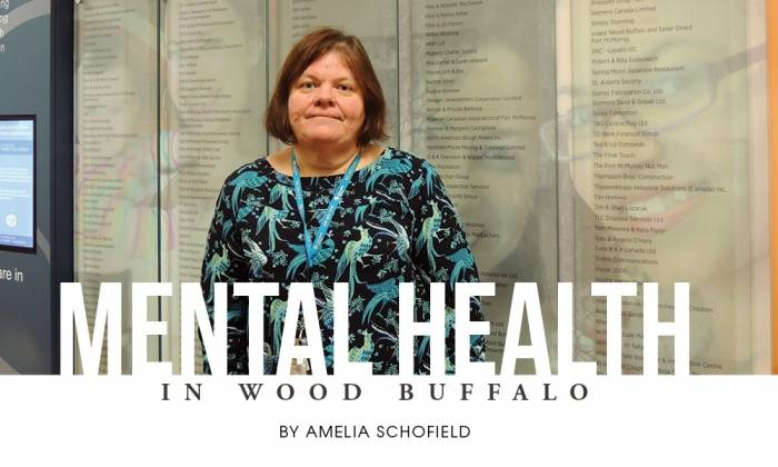 Mental Health in Wood Buffalo